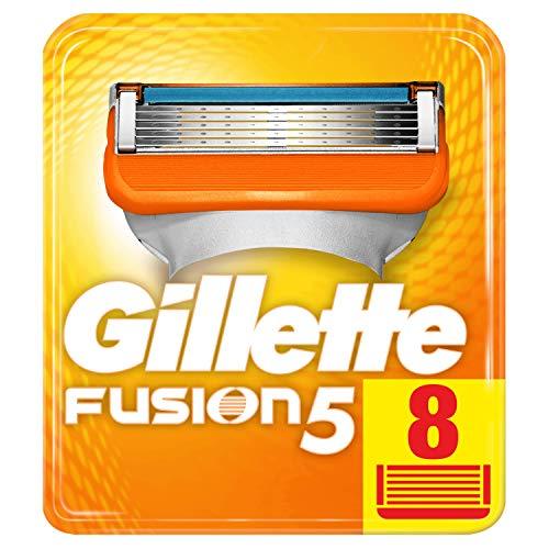 Gillette Fusion5 - Cuchillas maquinilla afeitar, 5