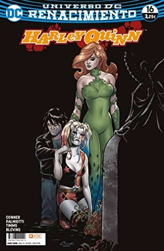 Harley Quinn núm. 24/ 16 (Renacimiento)
