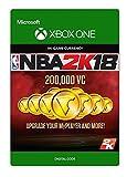 NBA 2K18: 200,000 VC  Bild