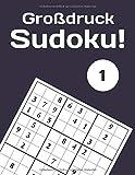 Großdruck Sudoku! 1 - Andrea Bucher