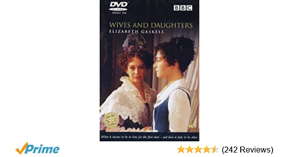Wives And Daughters Dvd 1999 Amazoncouk Francesca