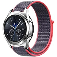 BarRan reg; Withings Steel hr 40MM Bracelet, Bandeau Boucle Sport Nylon Tissé Bracelet de Remplacement pour Withings Steel hr 40MM