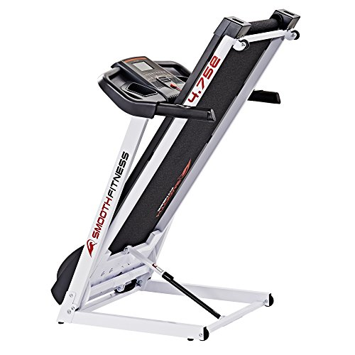 Smooth Fitness 4.75e Laufband Power Incline Abbildung 2