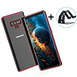FugouSell Samsung Galaxy Note 9 TPU Case,Durable Protective Case Scratch Resistant, Drop Protective Case Cover Compatible with Samsung Galaxy Note 9 TPU