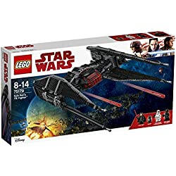 Lego Star Wars Kylo Ren's Tie Fighter, 75179