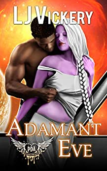 Adamant Eve: Paranormal Dating Agency (Gemma-Hydrox  Book 2) by [Vickery, LJ]