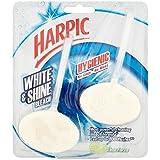 Harpic Bleach Blanc & Shine Rim Block 2 x 40g