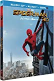 SPIDER-MAN : HOMECOMING - BD 3D + BD (UV) [Blu-ray 3D + Blu-ray + Digital UltraViolet] [Import italien]