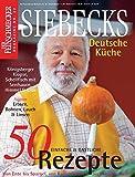 : DER FEINSCHMECKER Bookazine Nr. 22: Siebecks deutsche Küche. 60 einfache & gastliche Rezepte