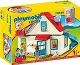 Playmobil 1.2.3 70129 - Casa con Famiglia, dai 18 mesi