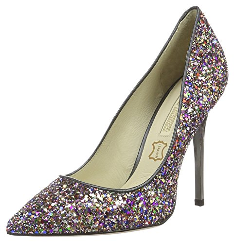 Buffalo London Damen 11335-269 Glitter Sl01 Pumps Mehrfarbig (MULTICOLOR 02)