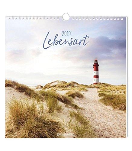 Wandkalender 2019 Lebensart