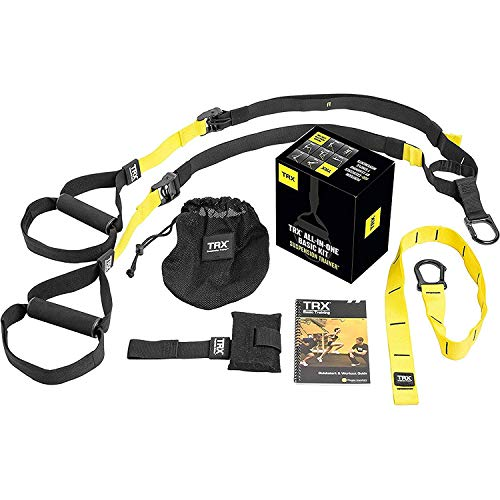 Trx Trainer Suspension Basic Plus Door Anchor - Pack suspensión