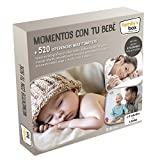 """COFRE DE EXPERIENCIAS """"MOMENTOS CON TU BEBÉ"""" - Más de 520 experiencias multitemáticas para familias con bebés"""