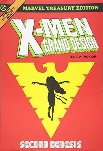X-men: Grand Design - Second Genesis por Ed Piskor