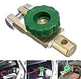 Covermason Batterieklemme Batterieadapter Trenner Bordstromschutz Batterietrenner
