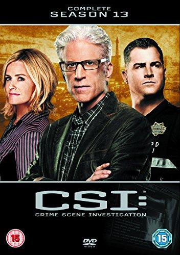 Crime Scene Investigation - Season 13 - Complete
