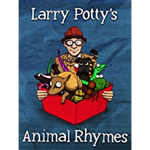 Larry Potty's Animal Rhymes (English Edition)