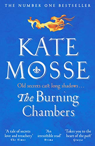 The Burning Chambers por Kate Mosse