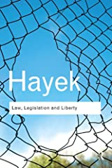 Law, Legislation and Liberty: A new statement of the liberal principles of justice and political economy (Routledge Classics) (English Edition) Versión Kindle