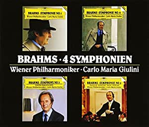 Brahms:the Complete Symphonies