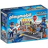 PLAYMOBIL 6878 Control policial