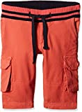 UFO Boys' Shorts (AW16-NDF-BKT-571_Coral...
