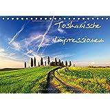 Toskanische Impressionen (Tischkalender 2015 DIN A5 quer): Traumhafte Impressionen aus der Toskana. (Tischkalender, 14 Seiten)