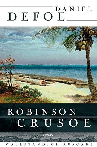Buchseite und Rezensionen zu 'Robinson Crusoe - Vollständige Ausgabe' von Daniel Defoe