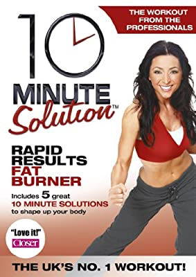 10 Minute Solution: Rapid Results Fat Burner [DVD] from Platform Entertainment