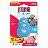 KONG Puppy Durable Rubber Chew and Treat Dog Toy - Small, Assorted