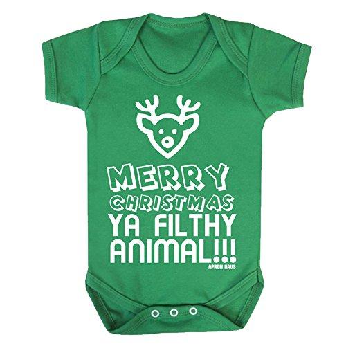 Apron Haus Baby Jungen (0-24 Monate) Spieler smaragdgrün 3-6 Monate (Fußball Spieler Kinder Kostüme)