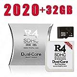 The White SDHC dual-core bianca con scheda SD da 32 GB per DS/DS Lite/DSi/DSi XL / 3DS / 2DS - Kernel già installato