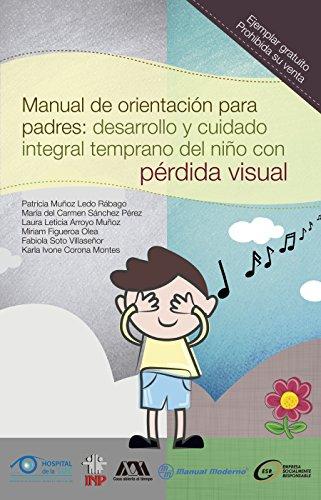 Manual de orientación para padres por Patricia Muñoz Ledo Rábago