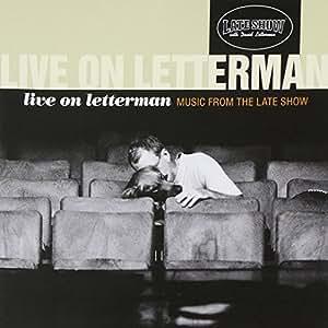 Live on Letterman [Import anglais]