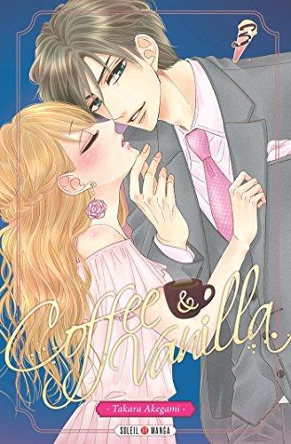 Coffee & Vanilla T03 par Takara Akegami