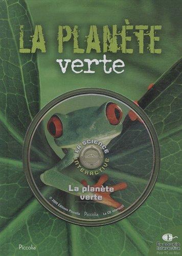 La planète verte (1Cédérom)