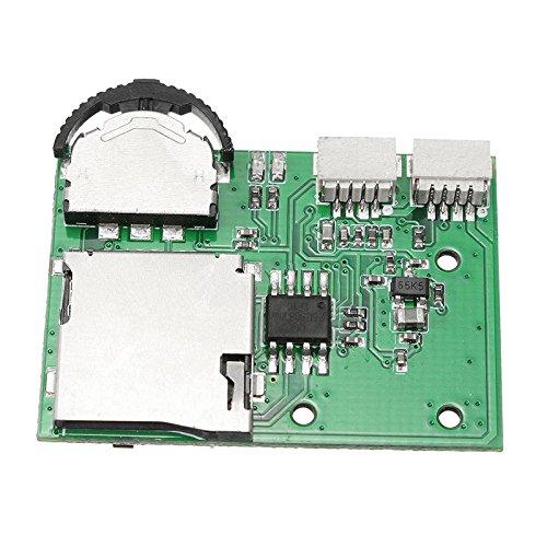 KINGDUO DIY Micro Dvr VCR Modul Mini-Video Rekorder Unterstützen Rekord-Wiedergabe SD-Karte Für FPV-Kamera-Monitor Dvr-karte