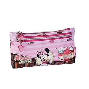KARACTERMANIA Portatodo Minnie Disney Sweet Cake Plano