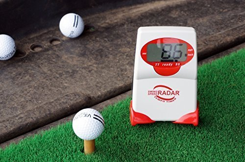 Sports Sensors Swing Speed Radar with Tempo Timer by Sports Sensors -