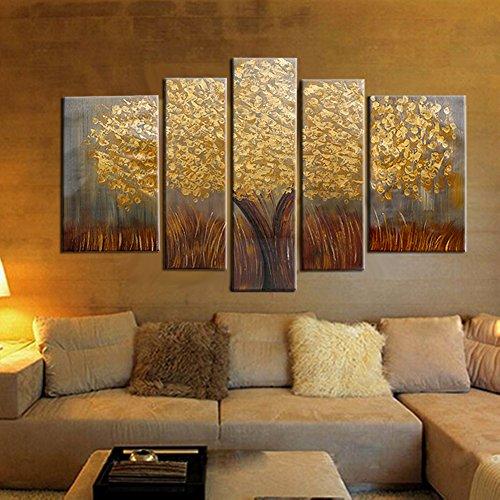 raybre-art-5pcs-set-100-pintados-a-mano-cuadros-en-lienzos-al-oleo-sin-marco-cuadro-abstracto-modern