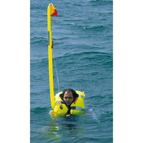 Automatische Rettungsweste 53482Handstativ Persönliche aufblasbar Unisex Erwachsene, Gelb