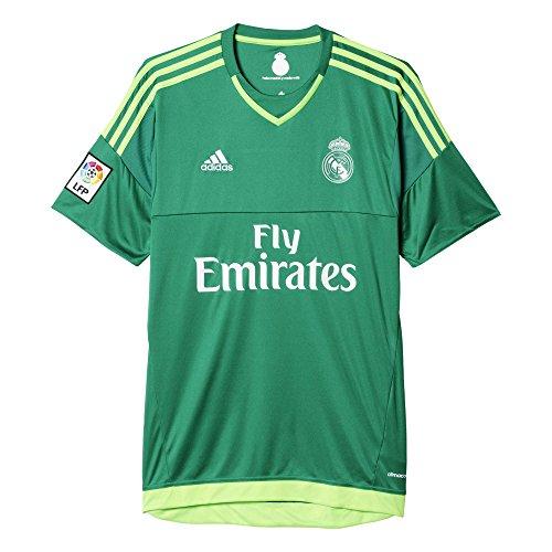 2ª Equipación Real Madrid CF 2015/2016 - Camiseta oficial adidas, talla XS