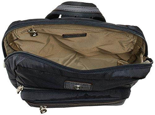 Bogner Leather BACKPACK 3 0493983 Damen Rucksackhandtaschen 26x33x8 cm (B x H x T) Blau (true navy 328)