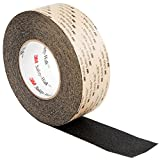 3M Safety Walk Black Anti-Slip Tape (2 in Width x 60 FT Roll)