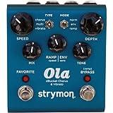 Strymon Ola dBucket Chorus, Vibrato