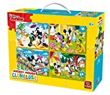 King 13.982,7 cm Micky Maus in Disney Puzzle (12/16/20/24)