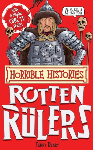 Horrible Histories Special: Rotten Rulers (English Edition)
