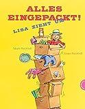 Alles eingepackt!, Lisa zieht um