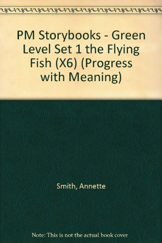 The Flying Fish PM Set 1 Green (X6): Green Level (Progress with Meaning)